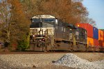 NS intermodal in Duncan sc