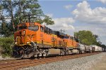 BNSF 8324 On CSX Q 350 Northbound