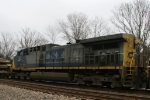 CSX 31 is the last unit on NS train 11R