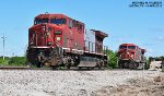 CP 9543 and 9501