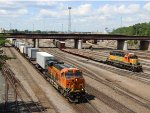 BNSF 7156 and BNSF 1804