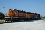 BNSF1740, BNSF2654 and HLCX3801