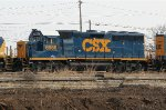 CSX 6986 on a NB freight