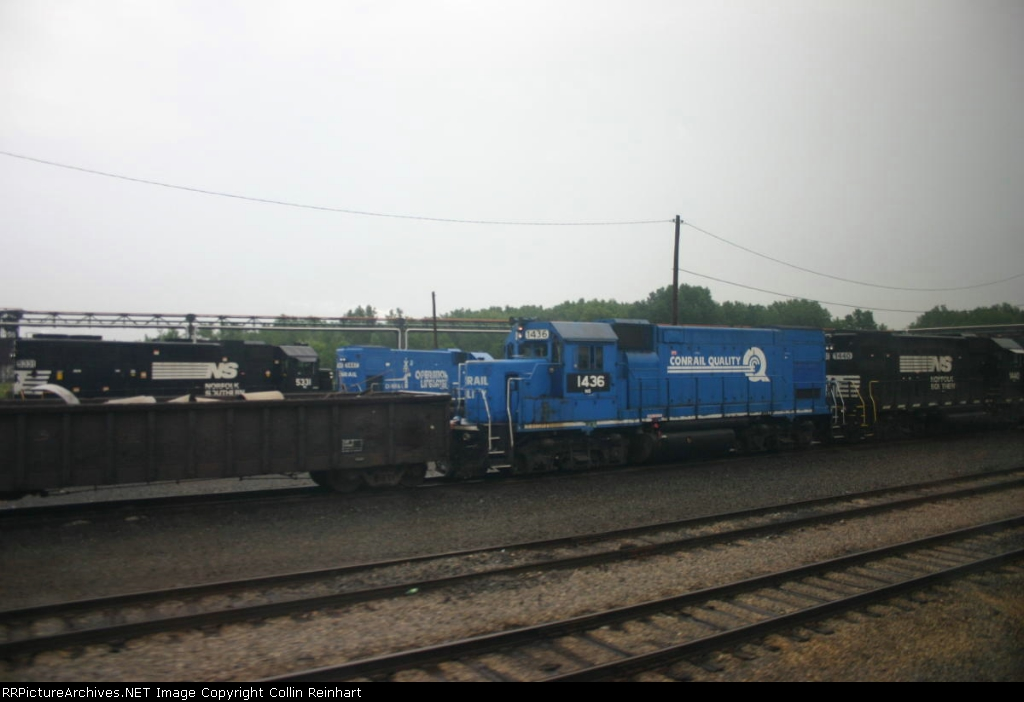 Norfolk Southern Yard Power
