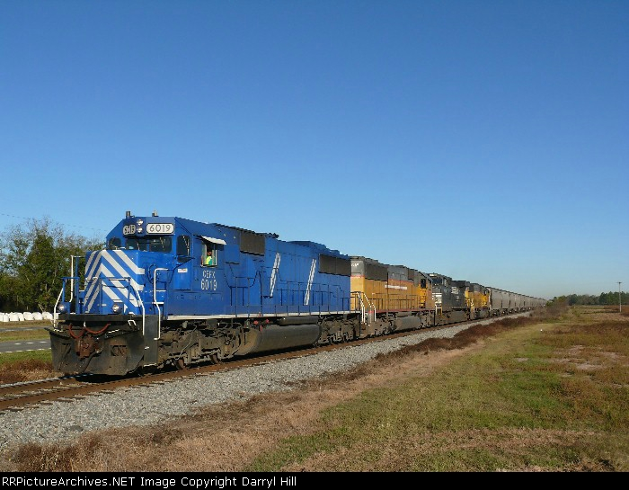 NS Grain Train