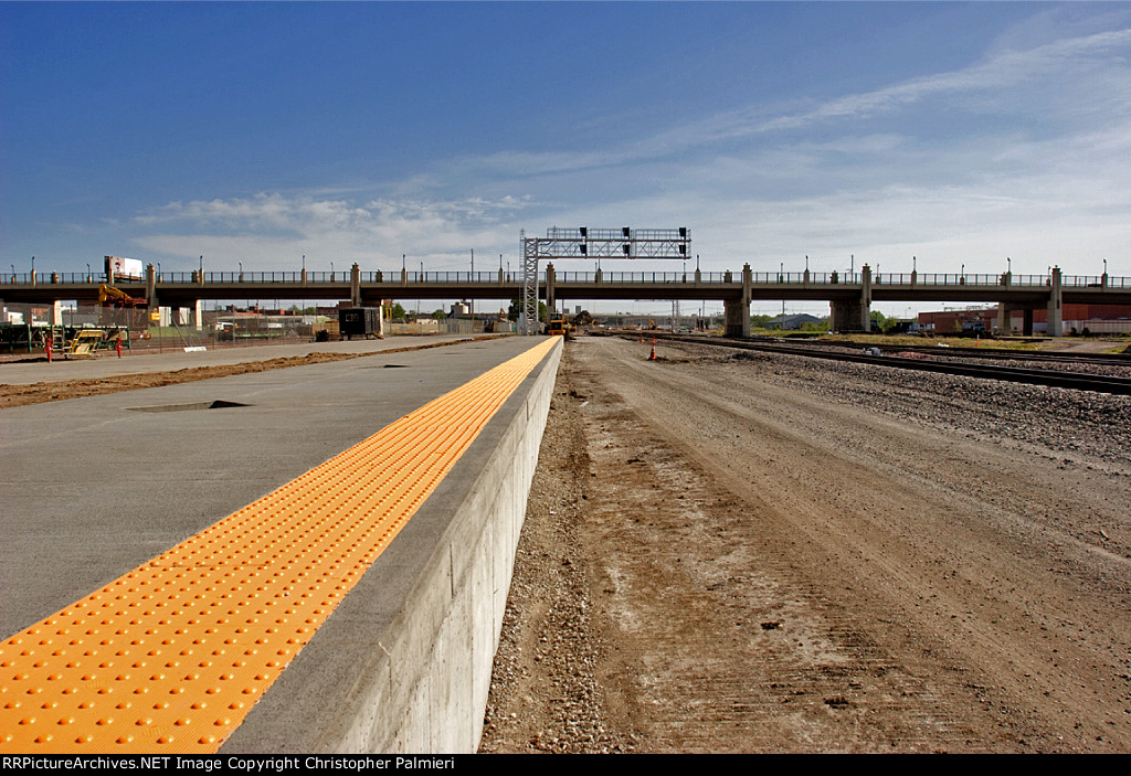 Haymarket Track Realignment Project